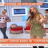 Andreea Ignat intre noi la Star Matinal 17 octombrie 2015
