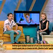 Andreea Ignat - Odata cu lansarea noului ei videoclip, Andreea Ignat a ajuns pentru Interviu la Neatza cu Razvan si Dani pe 25 aprilie 2017. Dacă ți-a plăcut videoclipul nu uita să-l distribui și să te abonezi canalului de youtube!