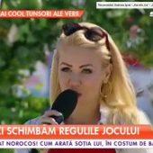 Andreea Ignat - Hainele jos la Star Matinal e pe val 29 iulie 2017